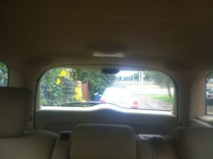 Парктроник с потолочным дисплеем